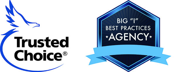 Image of Trusted Choice and Big I Best Practice Agency Logos